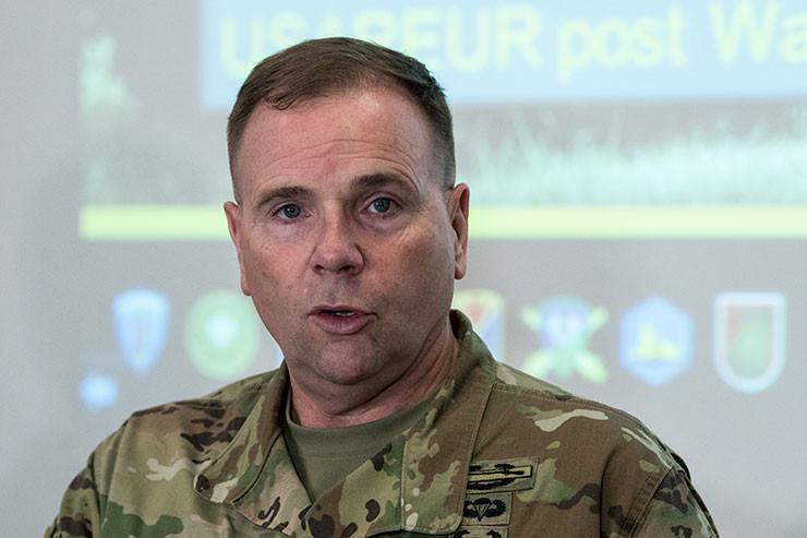 General Ben Hodges