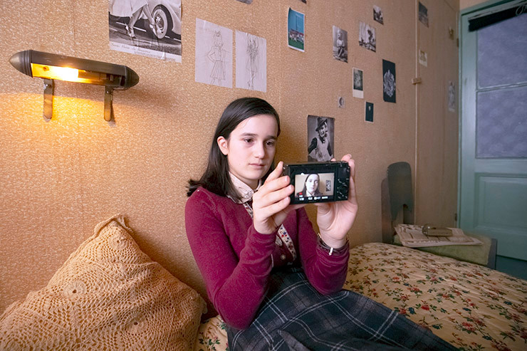 Anne Frank - Youtube