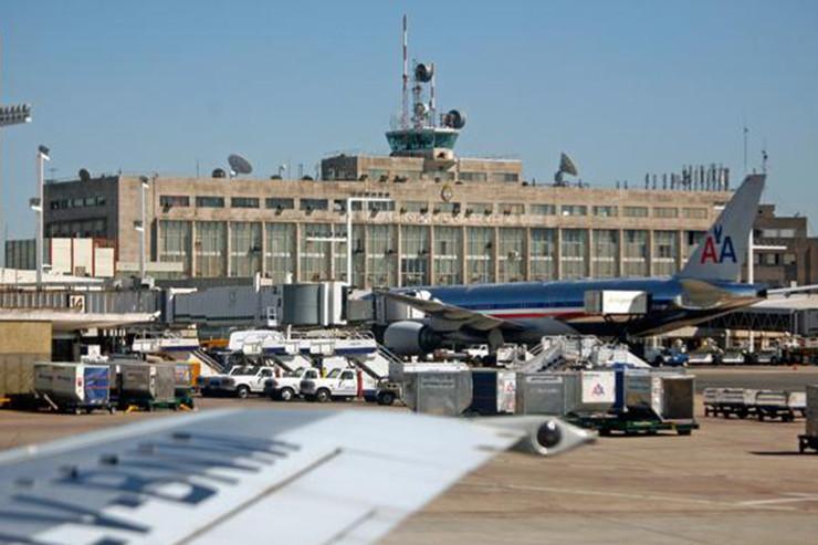 Flughafen Ezeiza