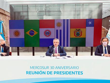 Differenzen im Mercosur