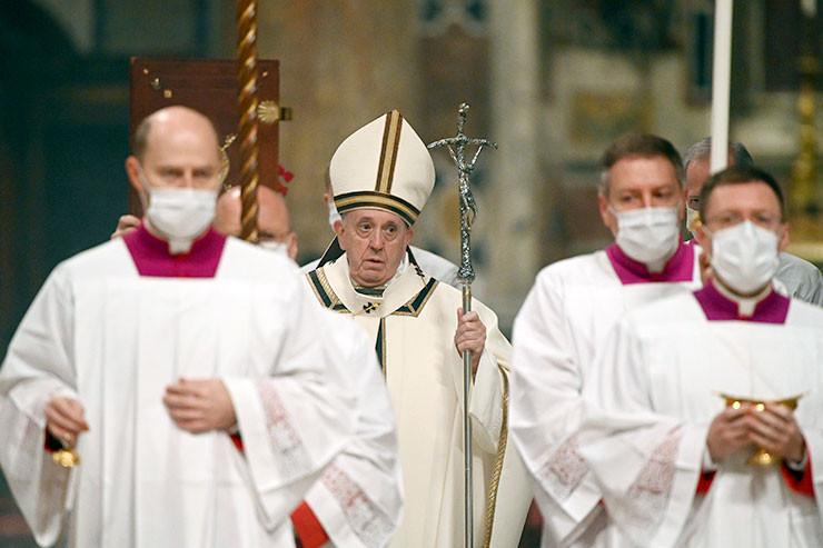 Pope Franzis