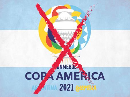 Keine Copa in Argentinien