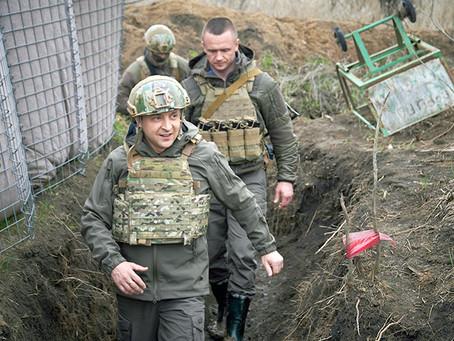 Ukraine drängt in die Nato