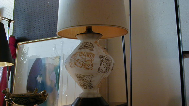Pr Stiffel Table Lamps