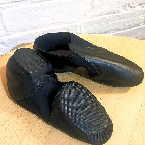 Split Sole Leather Jazz Shoe