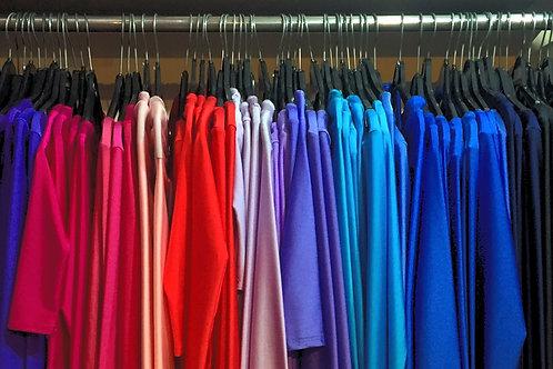 Long Sleeved Nylon/Lycra Leotards