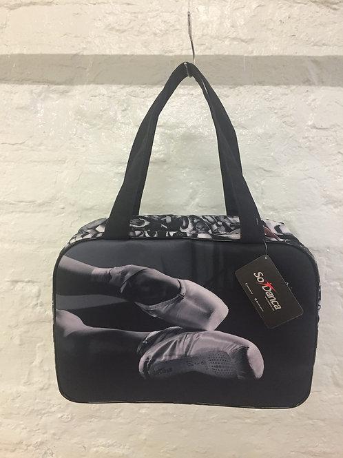 Black & White Dance Bag