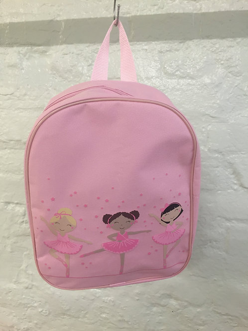Dancing Ballerinas Backpack