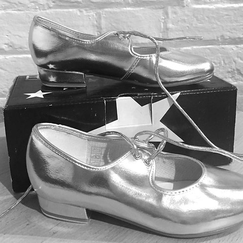 Children's Silver Tap Shoes