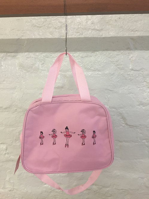 Pink Dancing Ballerina Bag