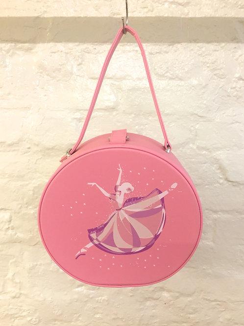 Pink Ballerina Vanity Case