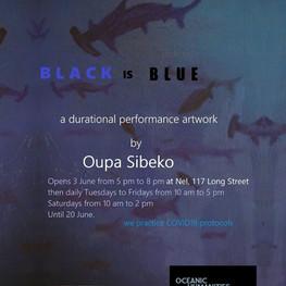 Black is Blue