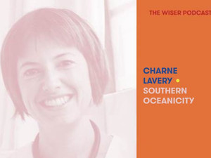 The WISER Podcast, Charne Lavery discusses how theory from the south can