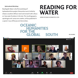 Reading For Water - Hydrocolonial workshop