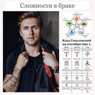 Влад Соколовский. Сложности в браке, Демон красоты и иллюзий.