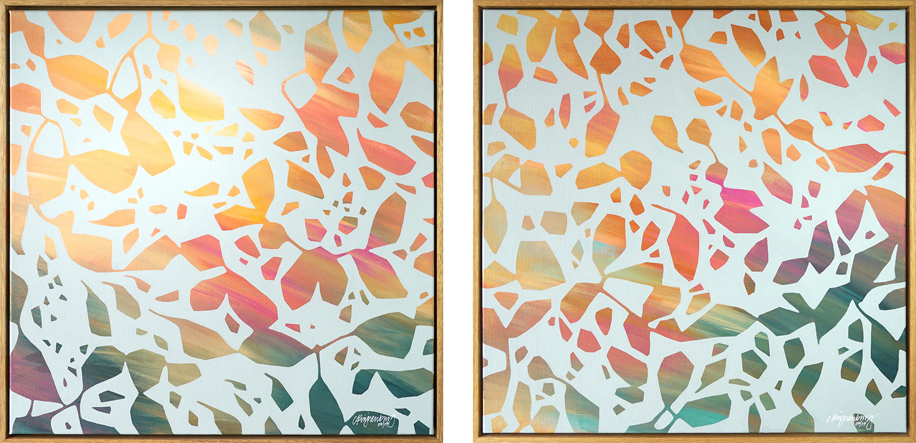 EVENTIDE I & II - DIPTYCH
