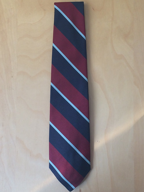 Royal Air Force (RAF) Regimental Striped Tie