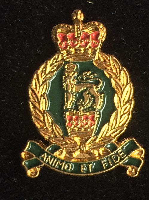Adjutant General's Corps (AGC) lapel pin badge