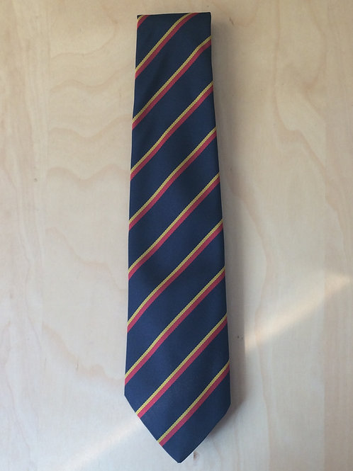 Royal Electrical & Mechanical Engineers (REME) Regimental Striped Tie