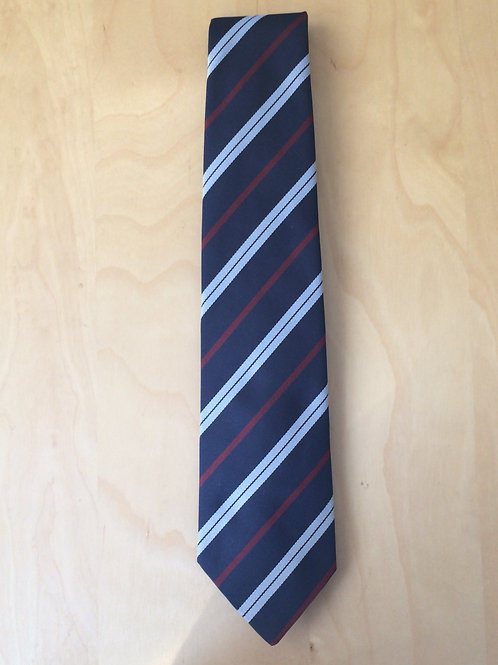 Royal Corps of Transport (RCT) Regimental Striped Tie