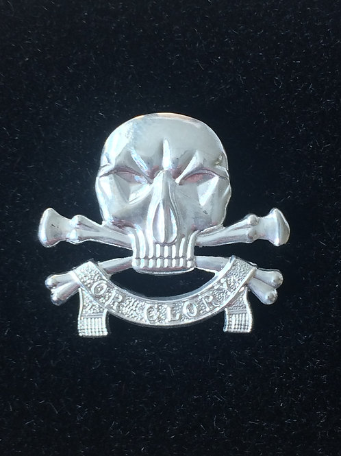 17th/21st Lancers lapel pin badge