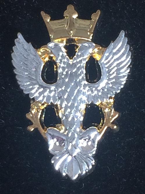 Mercian Regiment lapel pin badge