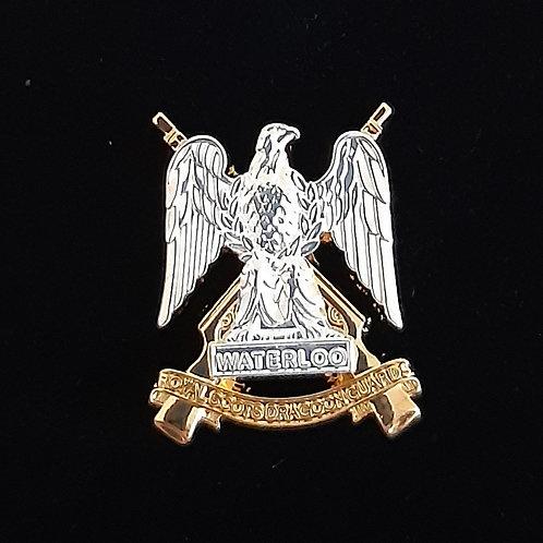 Royal Scots Dragoon Guards (RSDG) lapel pin badge