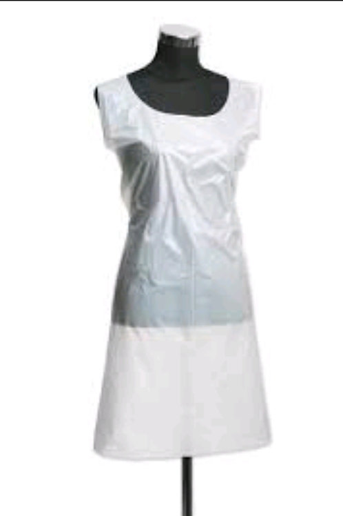 Disposable White *READI-Protect Healthcare Aprons 100 per Pack
