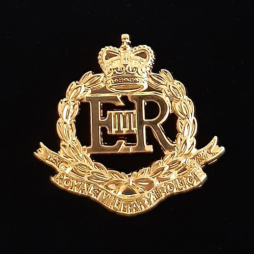 Royal Military Police (RMP) lapel pin badge