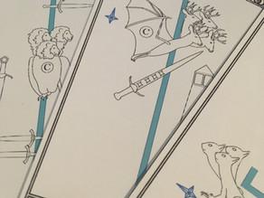 Design Diary 1 [Tarot Series] - An Introduction