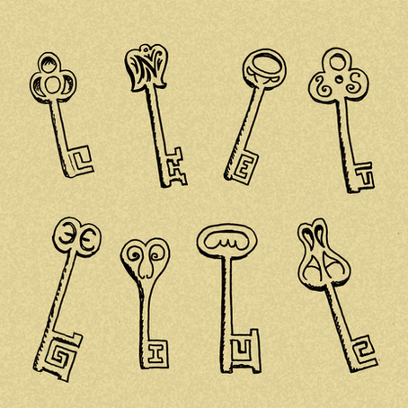 Designer Diary 8 - Puzzle Inspirations