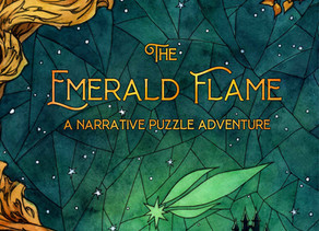 Kickstarter Lessons from The Emerald Flame Pt. 1: Before Launch