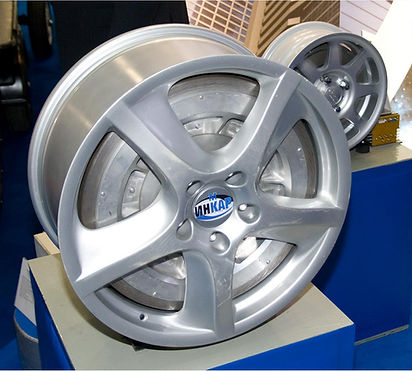 мотор колесо для легкового автомобиля