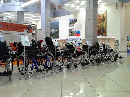 "Демонстрация колясок ""ИНКАР-М"""