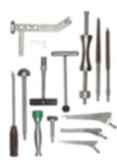 Инструменты доступа в тазобедренный сустав
