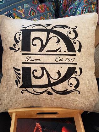 Pillows - Monogram