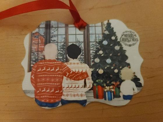 Build a Family Ornament
