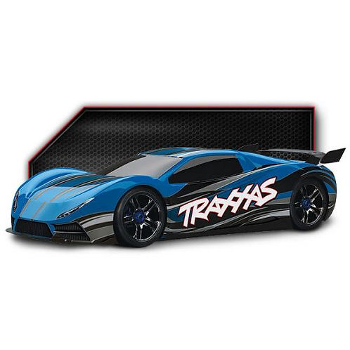 Traxxas X0-1 - Worlds Fastest Rc Car