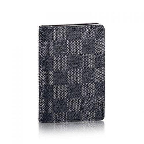 Mens Louis Vuitton Pocket Wallet Organiser