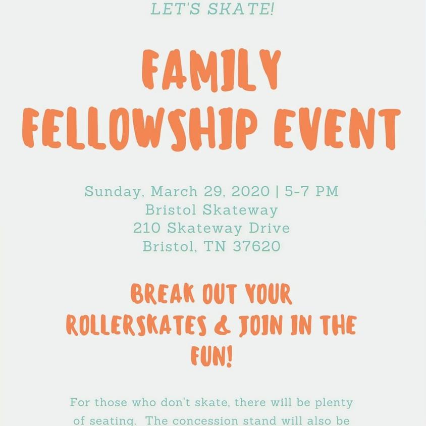 Family Fellowship Event