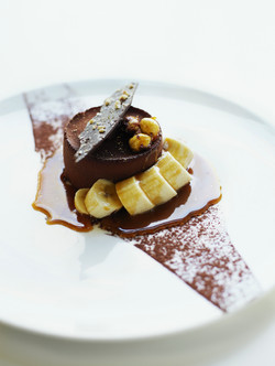 Le chocolat bananes