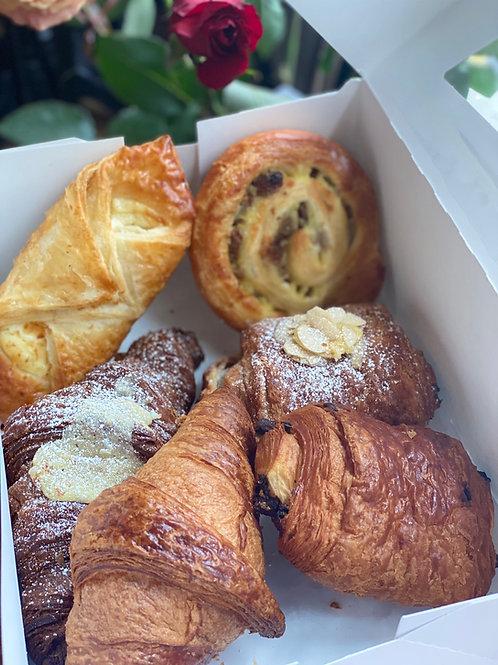 Croissants Assortment Box