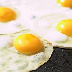 """Eggs """"AU PLAT"""""""