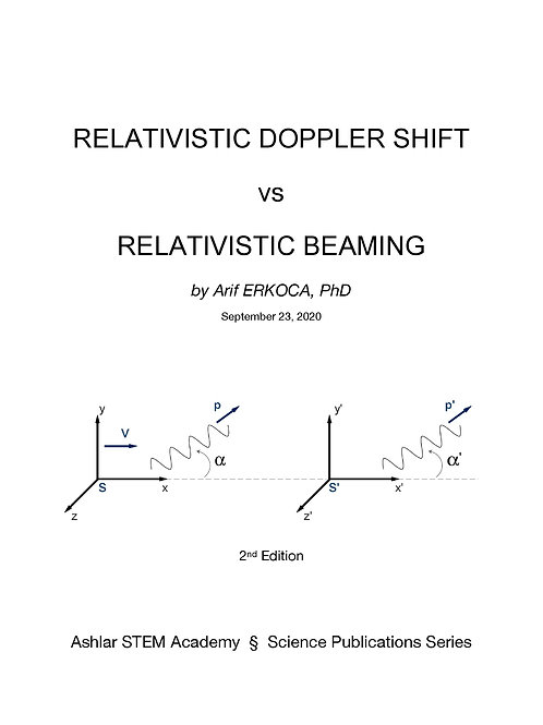 Relativistic Doppler vs Relativistic Beaming