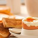"Eggs ""À LA COQUE"""