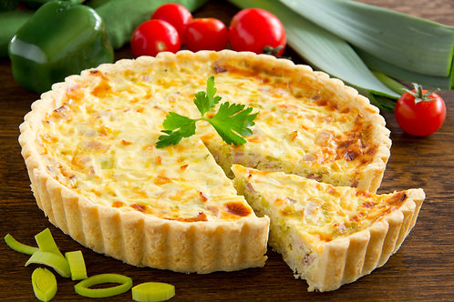 QUICHE BOX new