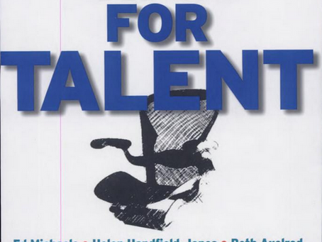 Are we obsessed with talent? Three reasons to focus on Persistence…