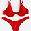 Thumbnail: Mercedes Underwire / High Leg BK Bikini