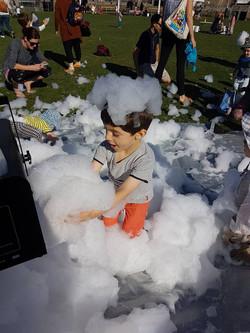 Foam glorious foam!