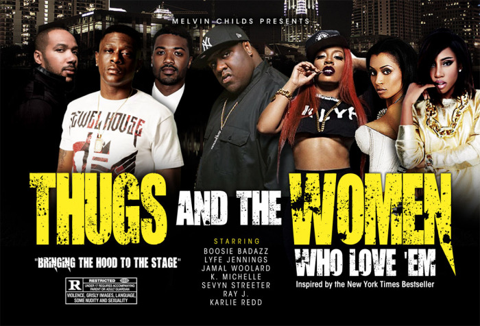 Thugs and the Women who love em'
